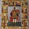 Фёдор Стратилат с житием. Конец XV века.jpg